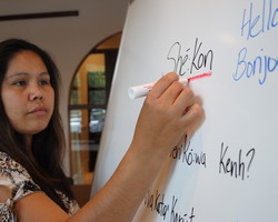 The centre is offering free Innu, Cree, Mohawk, Algonquin and Abenakis classes in September