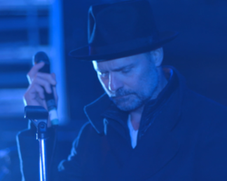 "Watch Downie perform ""Here, Here and Here"" from his album Secret Path"