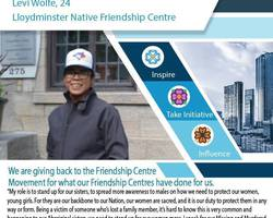 Get to know an Indigenous Youth Champion from the Lloydminster Native Friendship Centre